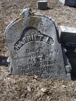 Harriet L. Alden