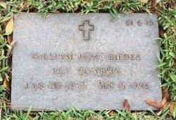 William John Bieder