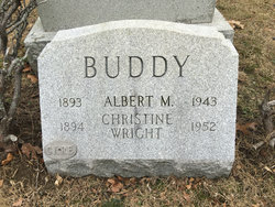 Christine <I>Wright</I> Buddy