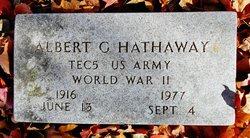 Albert Gates Hathaway
