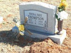 Frena Faye <I>Royal</I> Thompson