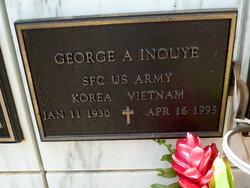 George A Inouye