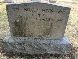 Phebe M. <I>Palmer</I> Jarvis