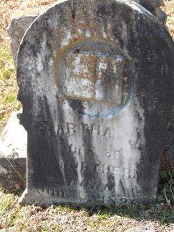 Martha Jane <I>Quindley</I> Northern