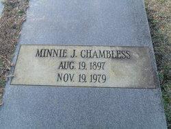 Minnie J Chambless