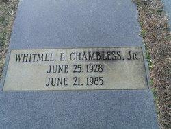 Whitmel E Chambless, Jr