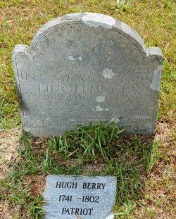 """Hugh """"Hugh Berry"""" Barry"""