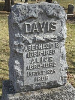 Abdenego B Davis