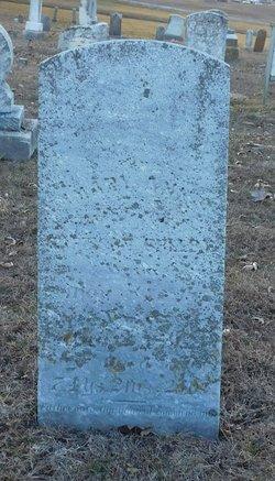 Mary Ann <I>Hughes</I> Shelby