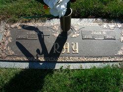 Julia M <I>Waldrop</I> Ray
