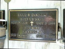 Paul R. DeKneef