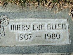 Mary Eva <I>Bess</I> Allen