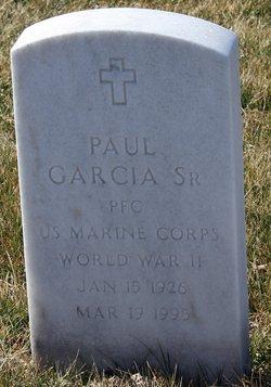 Paul Garcia, Sr