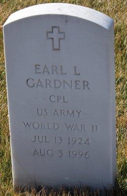 Earl L Gardner