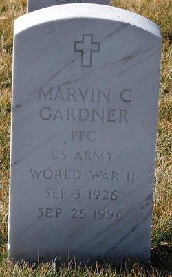 Marvin C Gardner