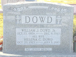 Helena <I>Cavanaugh</I> Dowd