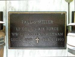 Paul Sterling Miller