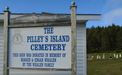 Pilley's Island Salvation Army Cemetery