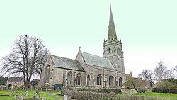 St Denys Churchyard