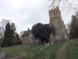 St Botolph Churchyard