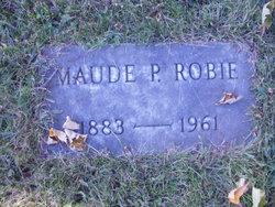 Maude P <I>Preble</I> Robie