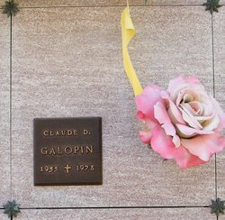 Claude D Galopin