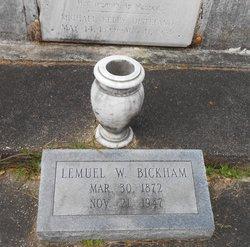 Lemuel W. Bickham