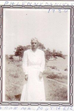 Felina H. <I>Myers</I> Daniels