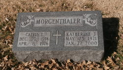 Katherine J Morgenthaler