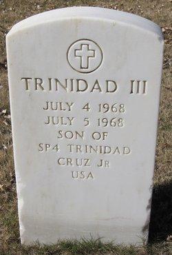 Trinidad Cruz, III