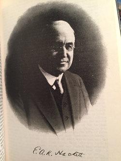 Edward A. K. Hackett