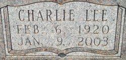 Charlie Lee <I>Clements</I> Brewster