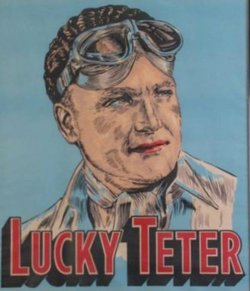 """Earl M """"Lucky"""" Teter"""