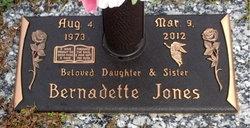 Bernadette Jones