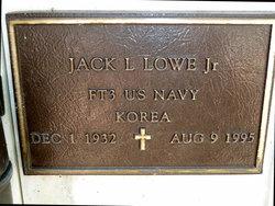 Jack L Lowe, Jr