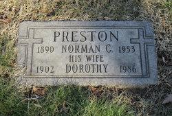 Norman Charles Preston