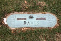 Effie May <I>Marteney</I> Davis