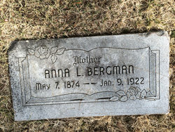 Anna L. <I>Brennfoerder</I> Bergman
