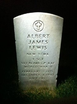 Albert James Lewis
