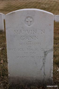 Marvin Neal Gann