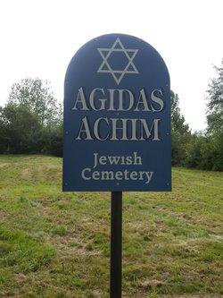 Agidas Achim Jewish Cemetery