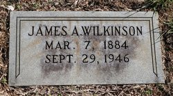James Alexander Wilkinson, Sr