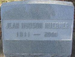 Margaret Jean <I>Hudson</I> Huebner