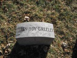 Helen <I>Hoy</I> Greeley