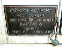 Haruno O Akamine