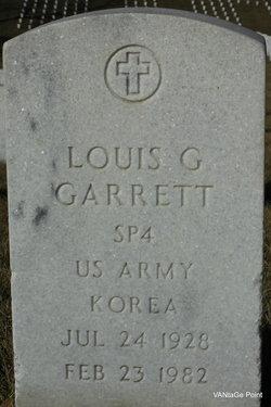 Louis G Garrett