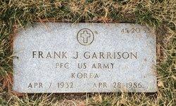 Frank J Garrison