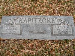 Doris Josephine <I>Hurt</I> Kapitzcke