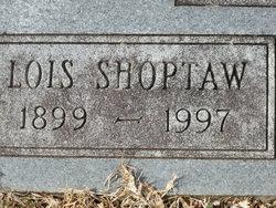 Lois <I>Shoptaw</I> Peeler