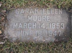 Sarah Ellen <I>Arnott</I> Moore